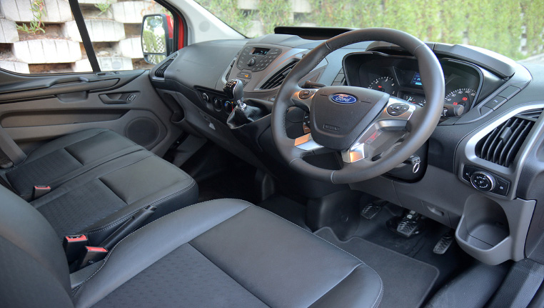Tourneo Custom Interior